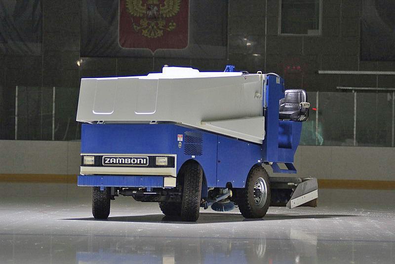 Model 525 for Home zamboni