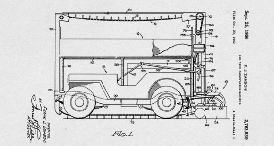 Coloring Pages Zamboni : The zamboni story part