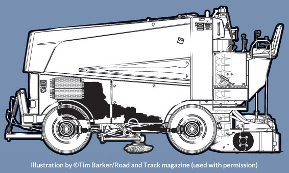 Coloring Pages Zamboni : Winter coloring pages kaart harry potter knutselen
