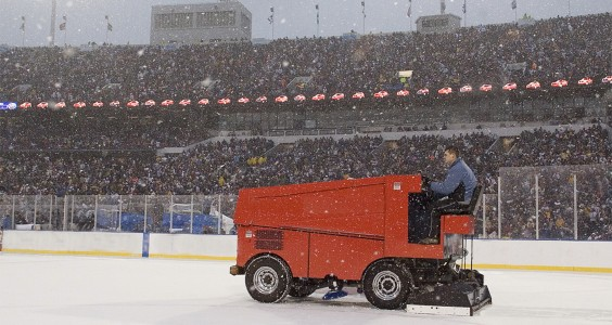 Rentals Previously Owned Zamboni