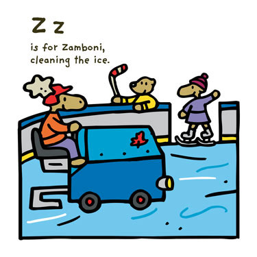 Illustrations | Zamboni