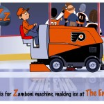 From A to Zamboni, the Alphabet Hockey Style! ©Jennifer Grocki