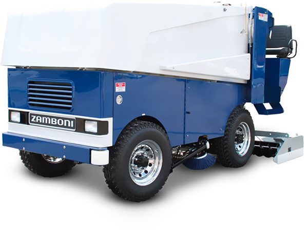 The 546 Ice Resurfacer