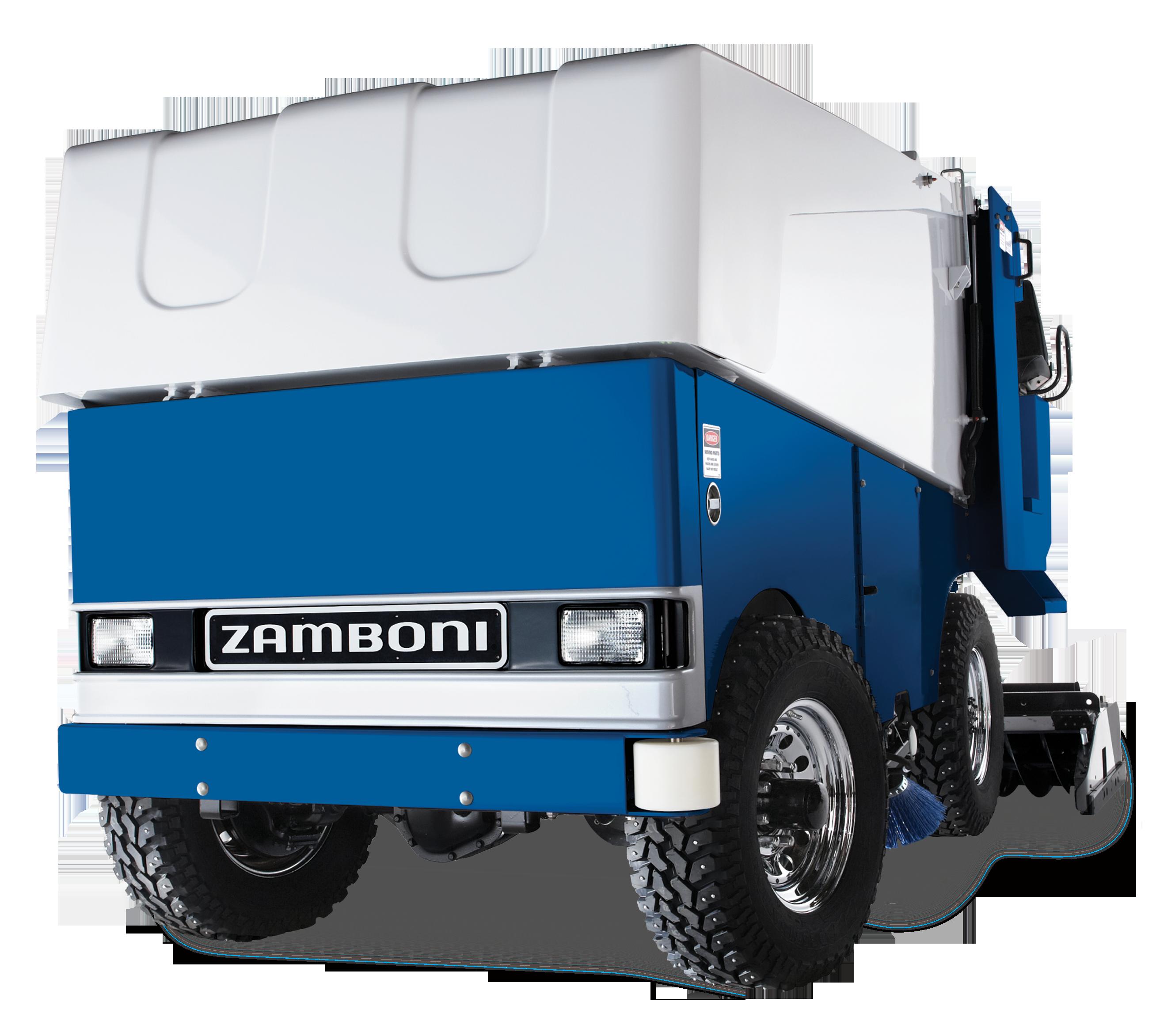 Electric Powered Machines Zamboni