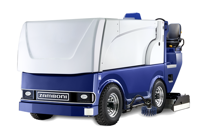 The 650 Ice Resurfacer