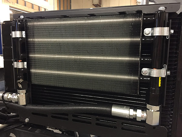 Oil Coolers For Hydraulic Systems : Zamboni