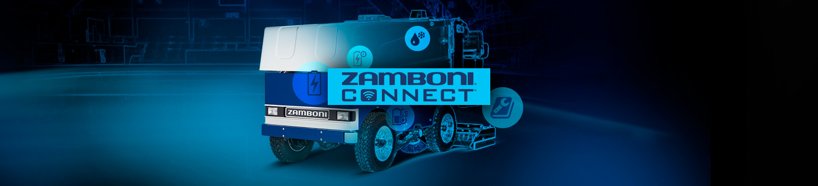 Zamboni Connect
