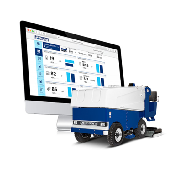 Zamboni Connect System