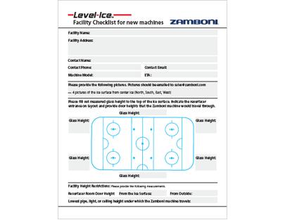 Level-Ice® | Zamboni